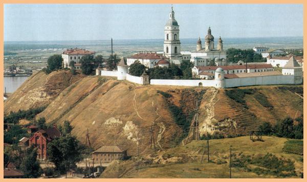 Тобольск Абалак Покровское